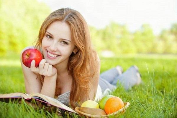giảm cân bằng táo có tác dụng hiệu quả