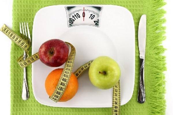 thực đơn giảm cân bằng táo