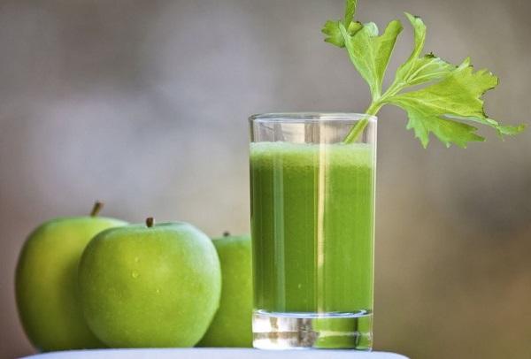 giảm cân bằng nước ép táo mõi ngày