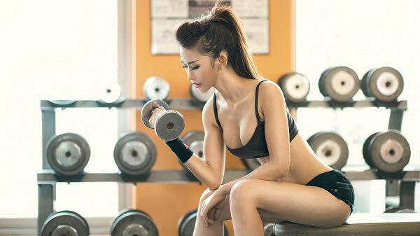 bài tập giúp giảm mỡ cánh tay, bắp tay thon gọn sau 1 tuần