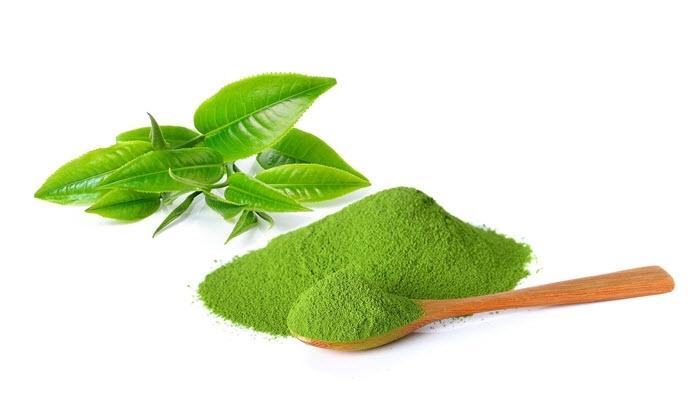 Giảm cân bằng bột trà xanh Webtretho, giảm cân bằng bột trà xanh, cách giảm cân bằng bột trà xanh