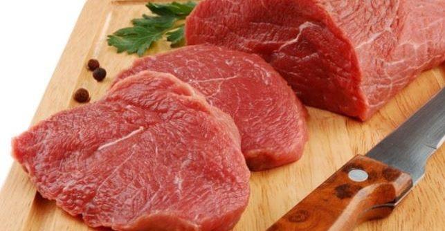 giảm cân bằng thịt bò, cách giảm cân bằng thịt bò, thực đơn giảm cân bằng thịt bò