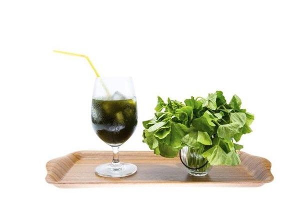 uống rau má giảm cân
